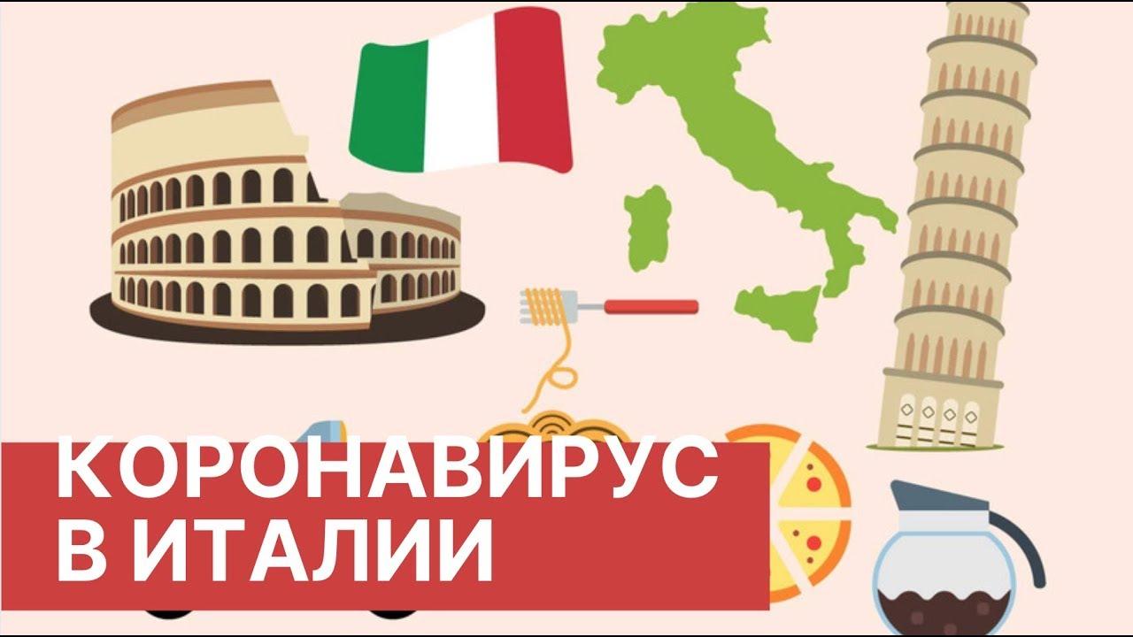 Ситуация в Италии сегодня. Коронавирус в Италии последние новости. Помощь России.