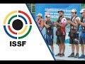 Skeet Men Junior Final - 2018 ISSF World Championship in Changwon (KOR)
