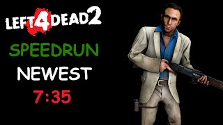 Left 4 Dead 2 Solo Speedrun 7 Minutes Cold Stream World Record