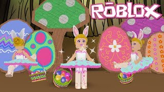 Roblox: [Easter] Dance Your Blox Off ~ Easter Bunny Jazz Dance