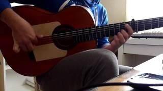 Repeat youtube video La leyenda del tiempo - Guitarra flamenca