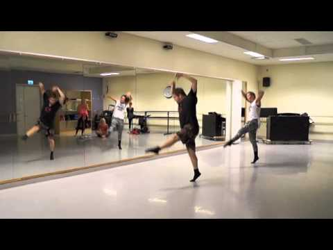 Boyce Avenue - Story of my life - Choreography By Alex Araya