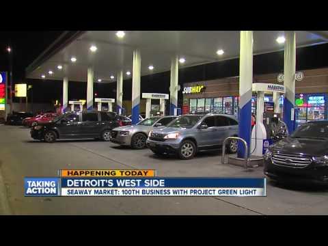 Detroit's Project Green Light hits milestone