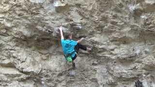Giljotina 8a (Rock)