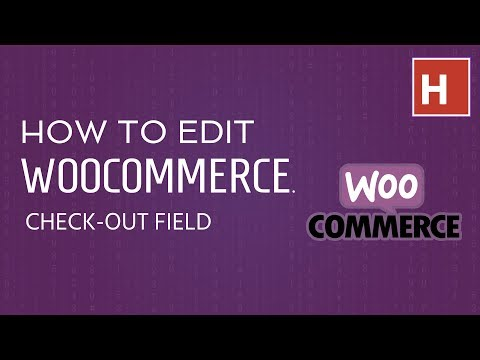 How To Edit Woocommerce Checkout Field In Hindi || Woocommerce Tutorials In Hindi