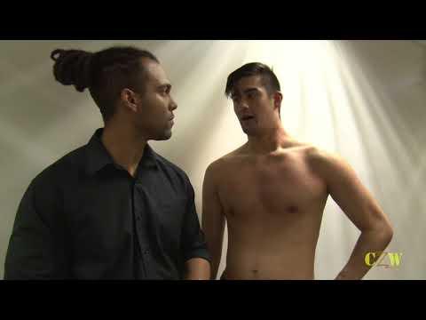 CZW - Wheeler Yuta Wants the Wired Title