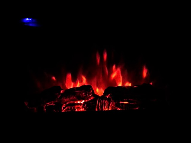 Flame Effect Relaxation Video with no sound by @JTAPromos www.JTAPromos.net