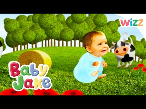 Baby Jake -  Goes On An Adventure On A Farm