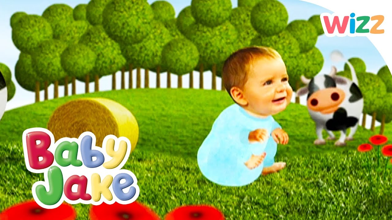 Baby Jake - Goes On An Adventure On A Farm - YouTube