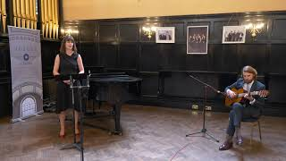Corpus Christi Carol - Benjamin Britten arr. Buckley/Morgan