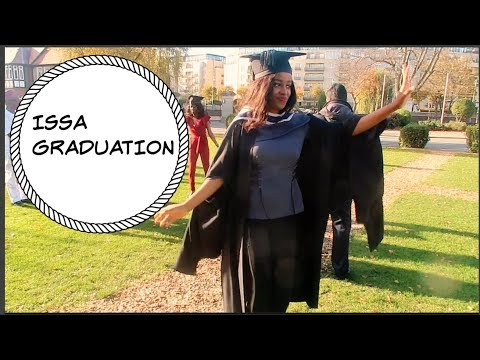 GRADUATION VLOG|STUDYING IN IRELAND TIPS AS A FOREIGN STUDENT
