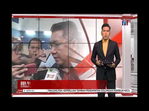 S10 PRK PARLIMEN TANJUNG PIAI AMANAH SOKONG PENUH CALON BERSATU  30 SEPT 2019