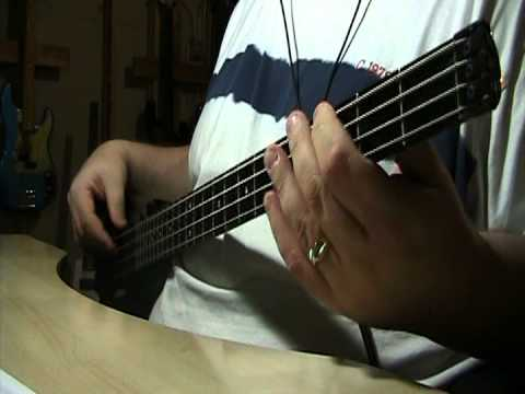 Traveling Wilburys Handle With Care Bass Cover Youtube