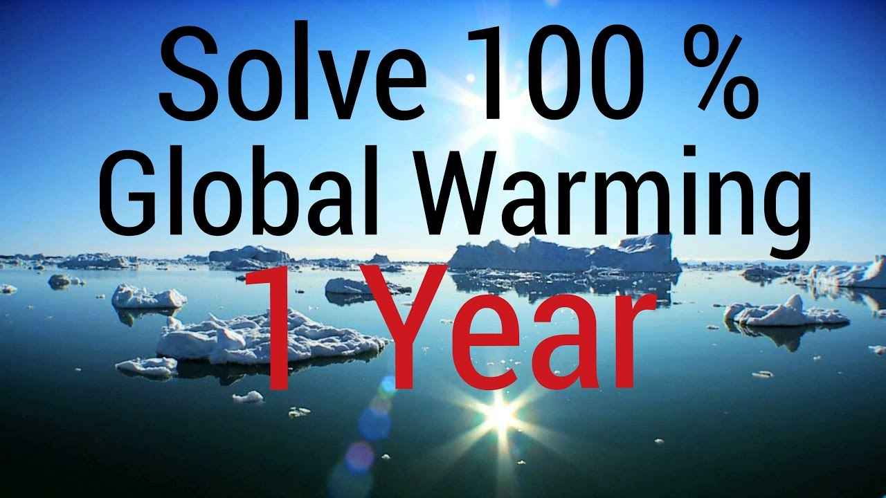 asian solution for global warming