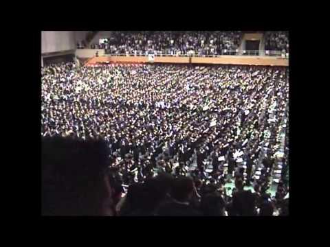 2015年早稲田大学入学式校歌