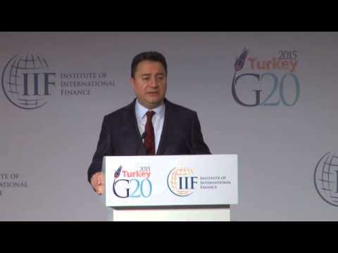 Keynote: Ali Babacan, Deputy Prime Minister for Economic and Financial Affairs, Republic of Turkey