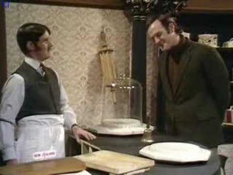 Monty Python- Cheese Shop