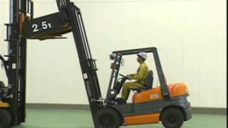 Forklift Safety (SAS) #2 features and functions