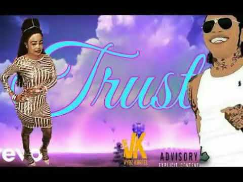 Vybz kartel neava trust yo Raw (official preview)