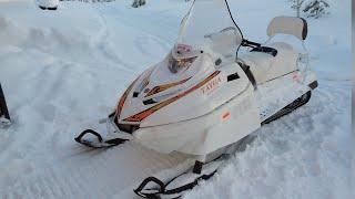 Проблемы со снегоходом Тайга 551 SWT. Неудачная покупка.
