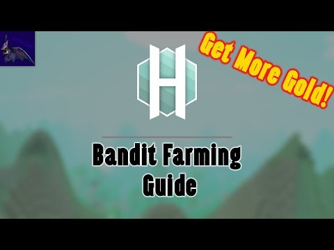 Hexaria Farming Guides: Bandits