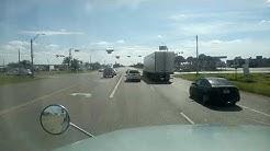 Laredo, Texas to Hidalgo, Texas.(6)