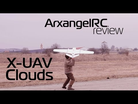 X UAV Clouds - will it reach the clouds? (a review aided by VTX03 and L9R)