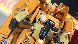 Master Grade (MG) Z Gundam III B Type at the 2014 Gunpla Expo in Tokyo Japan.