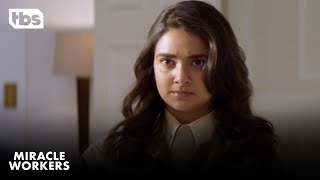 Miracle Workers: Heaven's Dress Code | TBS
