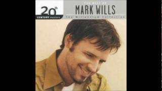 Watch Mark Wills In My Arms video