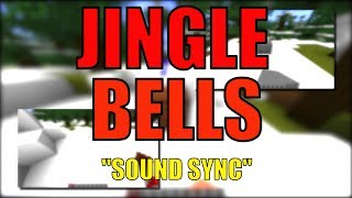"♫ ""JINGLE BELLS"" (Sound Sync) (Minecraft)"