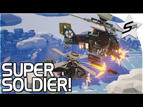 SUPER Soldiers! Advance Wars Successor - TINY METAL Gameplay Part 1
