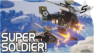 SUPER Soldiers! Advance Wars Successor - TINY METAL Gameplay Part 1