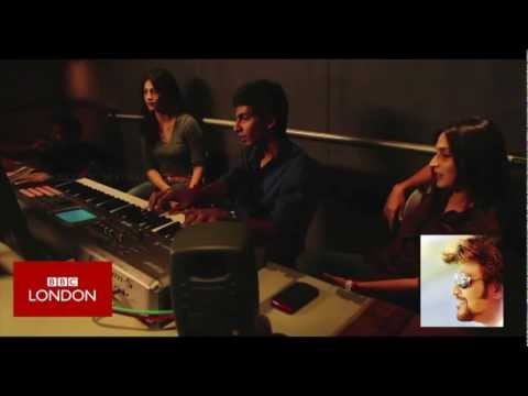 Why this Kolaveri - BBC Radio, London Broadcast.flv