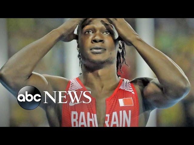 Olympics | False Start Disqualification Causes Heartache
