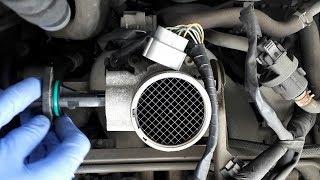 Changer le débitmètre de sa Nissan Micra k11