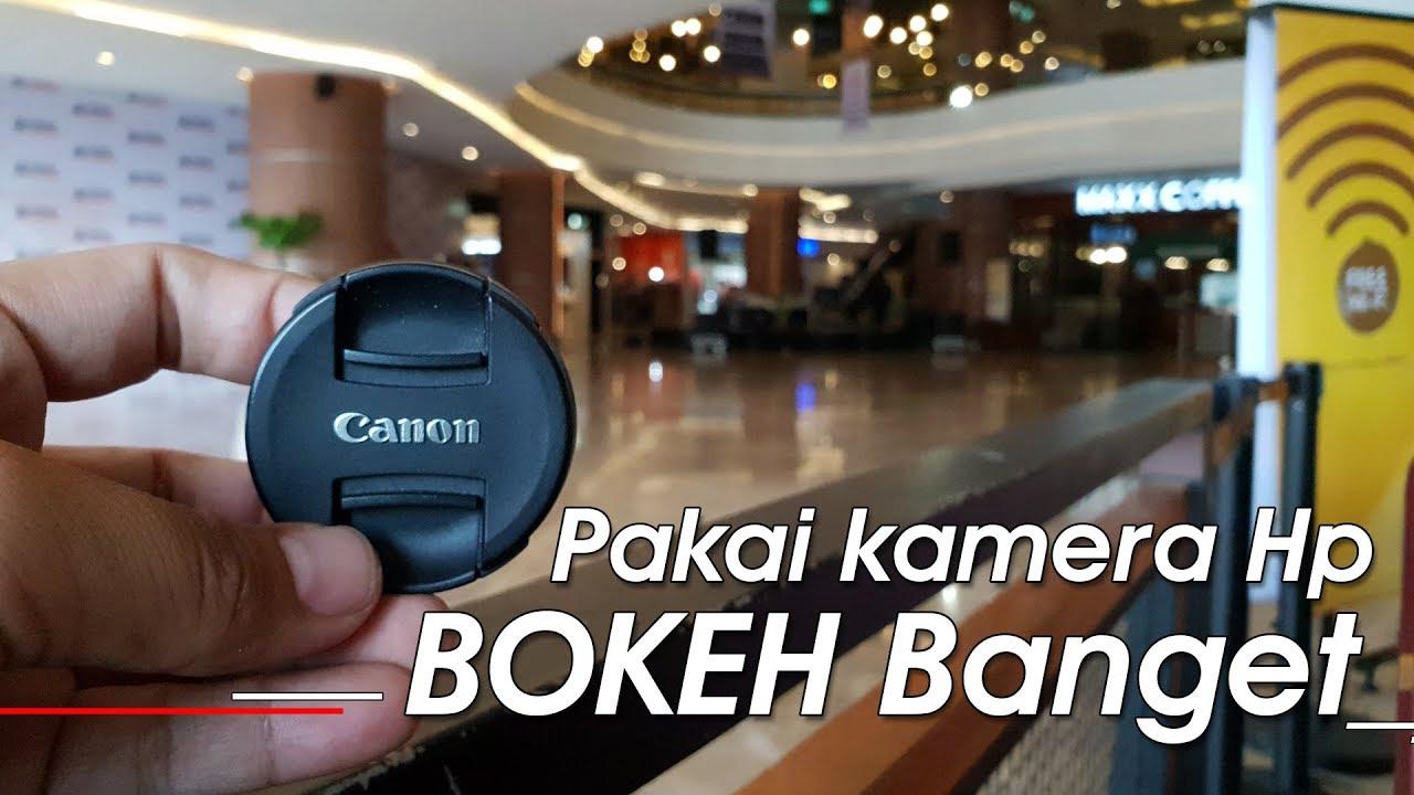Tes Kamera Hp Samsung Galaxy Note 9 Bokeh Banget - YouTube