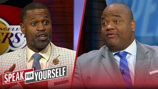 Stephen Jackson talks LeBron's influence on today's culture | NBA | SPEAK FOR YOURSELF
