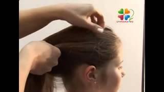 Супер косички / Видео как сделать красивую прическу / плетение косичек(Красивые прически для динных волос., 2014-11-27T14:58:58.000Z)