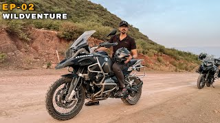 RIDING BMW GS 1200A MONSTER IN ISLAMABAD