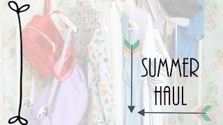 Покупки одежды с примеркой. Лето 2016 ☼ Summer Haul`16(ASOS, Aliexpress, Zara)