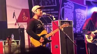 Efek Rumah Kaca - Tiba-tiba Batu (Live at Oktobeerfeast, Jakarta 27/09/2019)