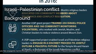 Israeli–Palestinian conflict | Background