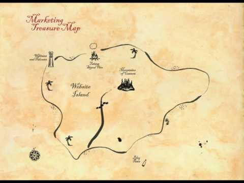 Marketing Treasure Map