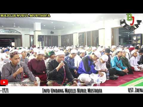 Qosidah ya dzal jalali wal iqrom di masjid attaubah