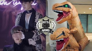 BTS- Blood Sweat & Tears Dance Cover [Dino ver.]