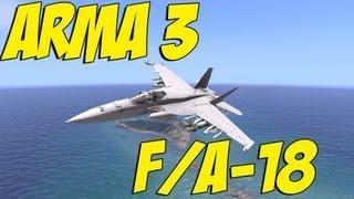 ARMA 3 - F/A-18 Mod