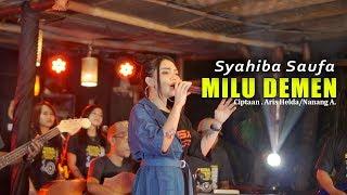 Смотреть клип Syahiba Saufa - Milu Demen
