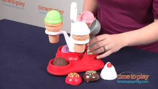 Servin' Surprises Ice Cream Party Set From Fisher-price