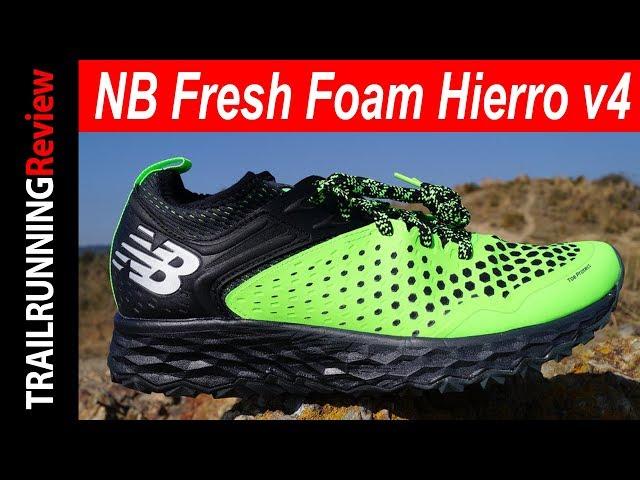 New Balance Fresh Foam Hierro v4